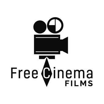 Free Cinema films logo( camera)